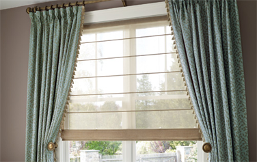 on-site drapery & blind cleaning